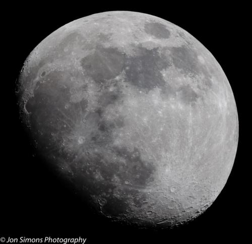Moon in detail